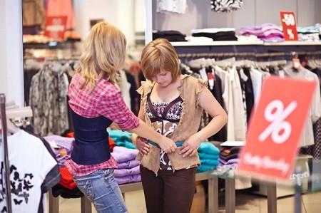 Бухгалтерское обслуживание магазина одежды
