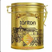 Tarlton (Тарлтон) Золото региона Канди 150г. чёрный плантационный Размер: 16см.*9,5см.(Шри-Ланка)