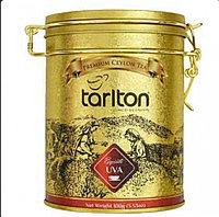 Tarlton (Тарлтон) Золото региона Ува 150г. чёрный плантационный Размер: 16см.*9,5см.(Шри-Ланка)