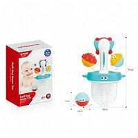 HAUNGER Набор игрушек для ванной РЫБКИ 3 шт. (в кор.36 шт)