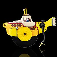 Виниловый проигрыватель Pro-Ject The Beatles Yellow Submarine, фото 1