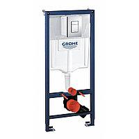 Инсталляция для унитаза подвесного стандартная, комплект GROHE Rapid SL 38772001