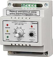 Терморегулятор АРТ-182-10 с датчиками KTY-81-110 2 кВт DIN