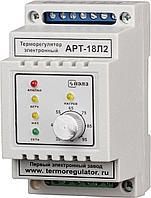 Терморегулятор АРТ-18Л2 с датчиком KTY-81-110  1 кВт DIN