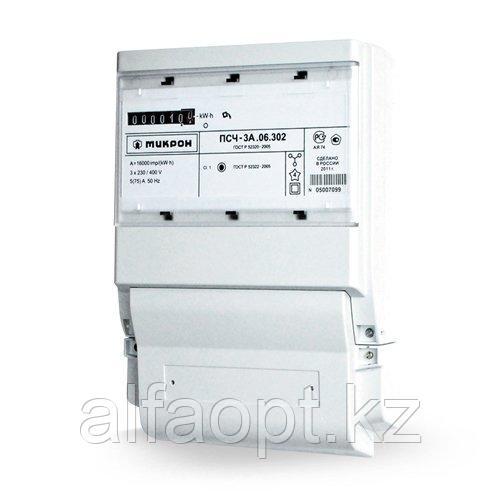 Счетчик электроэнергии ПСЧ-3А.06.302