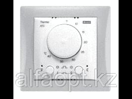 Комплект - термостат ATF, белая рамка Элегант, датчик температуры TC-3m