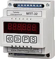 Терморегулятор МПРТ-114Т 4 канала выходы на твердотельные реле с датчиками KTY-81-110