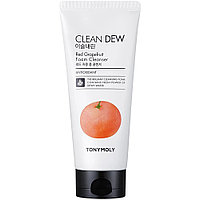 Tony Moly Пенка для умывания с экстрактом красного грейпфрута Clean Dew Red Grapefruit Foam Cleanser