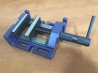 Тиски  трех позиционные для сверлильного станка,, фото 1