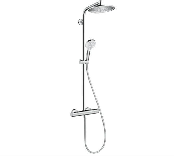 Душевая панель Hansgrohe Crometta S Showerpipe HG27267000