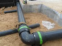ПНД трубы для канализации