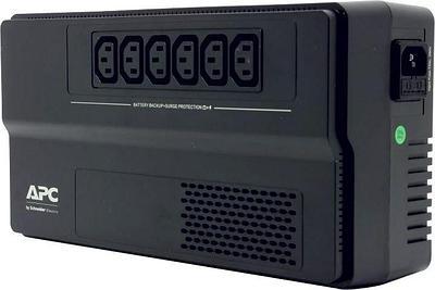 Источник бесперебойного питания  UPS  APC Back BV650I, 375W. черный