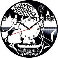 Настенные часы Мэри Поппинс Mary Poppins, подарок фанатам, любителям, 1828