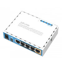 WiFi точка доступа Mikrotik hAP RB951Ui-2nD