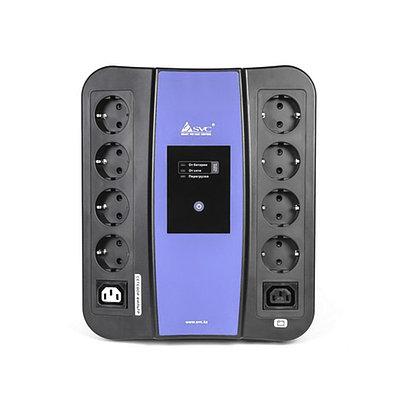 Источник бесперебойного питания UPS SVC U600, Smart, 360W,  черный