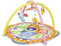 Развивающий игровой коврик Lorelli Toys Сафари
