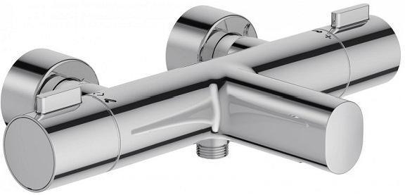 Смеситель  для ванны с душем Jacob Delafon Cuff E78520-CP серебристый