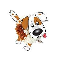 Набор для творчества «Пёс из помпона»