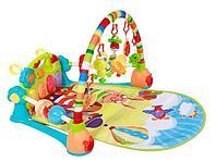 Развивающий игровой коврик Lorelli Toys Приключение