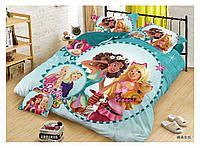 Детское постельное белье Барби
