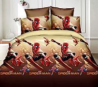 Детское постельное белье Человек Паук
