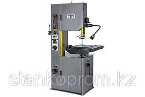 JET VBS-2012HE Вертикальный ленточнопильный станок с механизированной подачей заготовки