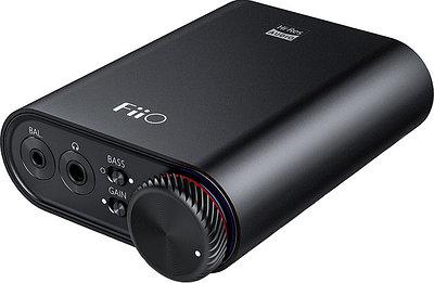 ЦАП-усилитель для наушников FiiO K3, USB - Черный