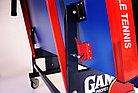 Теннисный стол Gambler DRAGON blue (США), фото 3
