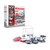 """OS: игровой набор """"Кухня"""", 23 предмета"""