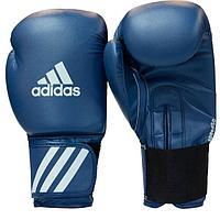 Боксерские перчатки ADIDAS кожа (синий)