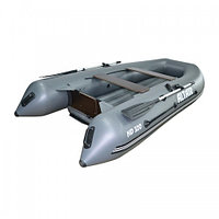 Моторная надувная лодка Альтаир ПВХ HD 320 НДНД серая