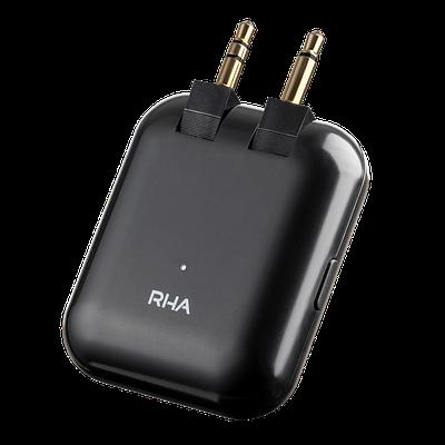 Музыкальный Bluetooth-ресивер RHA Wireless Flight - Черный