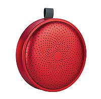 Колонки Rombica MySound Circula (1.0) - Red, 5Вт, 100Hz-18kHz, Bluetooth, MicroSD