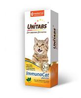 Витамины Unitabs ImmunoCat paste 120мл