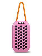 Колонки Rombica MySound Pulse (1.0) - Rose, 6Вт, 80Hz-20kHz, BT, MicroSD, Line-In