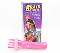 Инструмент для плетения косичек, Вraid xpress