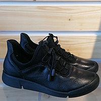 Школьные туфли из натуральной кожи