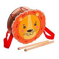 Игрушка детская барабан 'Львенок' 11224