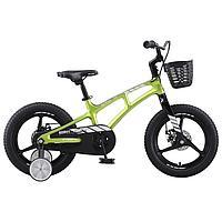 "Велосипед 16"" Stels Pilot-170 MD, V010, цвет зеленый"