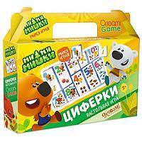Настольная игра 'МиМиМишки Циферки'