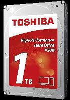 Жёсткий диск HDD 1 Tb SATA 6Gb/s Toshiba P300 7200rpm 64Mb