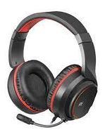 Гарнитура Defender Apex Pro, 20Hz-20kHz, 32 Om, 105dB, mic 100Hz-16kHz, 1.8 m, Black-Red