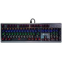 Клавиатура Oklick 970G Dark Knight механическая черный USB for gamer LED