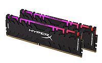 Модуль памяти Kingston HyperX Predator RGB HX432C16PB3AK2/32 DDR4 DIMM 32Gb KIT 2*16Gb 3200 MHz