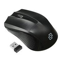 Мышь Oklick 485MW черный оптическая (1200dpi) беспроводная USB (2but)