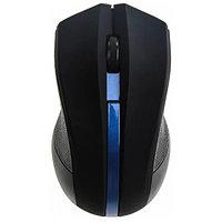 Мышь Oklick 675MW черный оптическая (800dpi) беспроводная USB (2but)