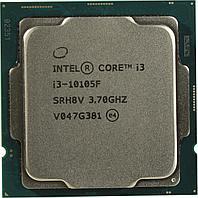 Процессор Intel Core i3-10105F Comet Lake (3700MHz, LGA1200, L3 6Mb), oem
