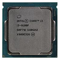 Процессор Intel Core i3-9100F Coffee Lake (3600MHz, LGA1151 v2, L3 6144Kb), oem