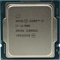 Процессор Intel Core i7-11700K Rocket Lake (3600MHz, LGA1200, L3 16Mb), oem