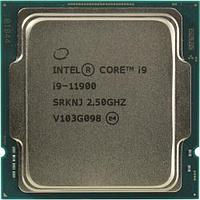 Процессор Intel Core i9-11900 Rocket Lake (4000MHz, LGA1200, L3 16Mb), oem